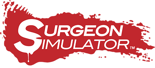 Surgeon Simulator Logo